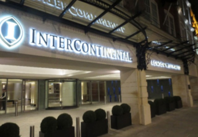 Intercontinental Hotel, Westminster