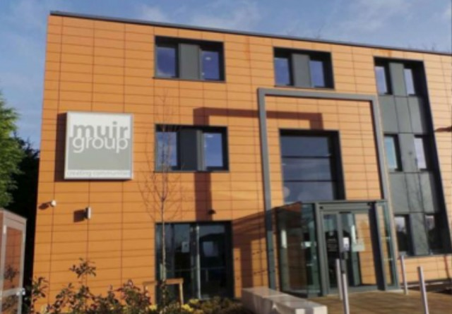 Muir Housing Offices, Chester