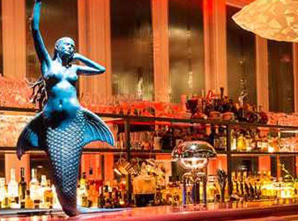 Sexy Fish, Mayfair, London